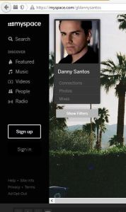 Danny My Space