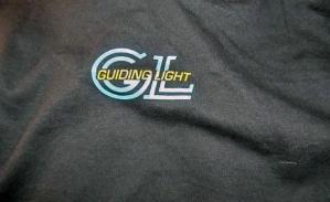Guiding Light Logo Shirt Back
