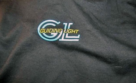 Guiding Light Logo Shirt Back