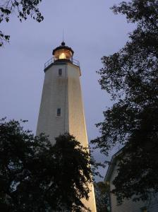 Lighthouse Lit