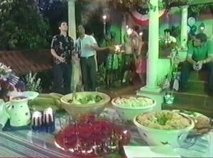 Food Table 2001