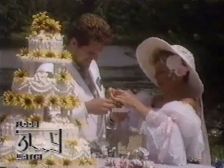 Jeva and Wedding Cake