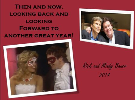 Rick and Mindy 2014