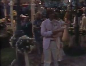 Ed and Maureen dancing at Bauer BBQ