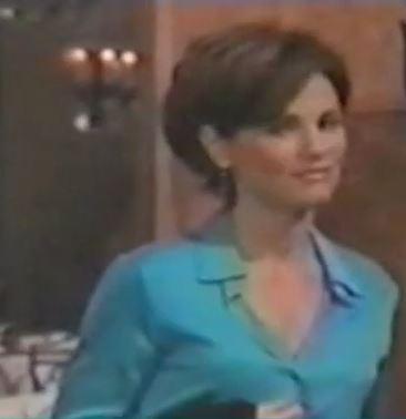 Claire Ramsey circa 2001