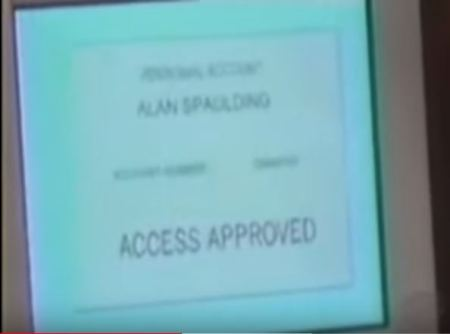 Bad Fake Computer ProgramAccess Approved Alan Personal Account