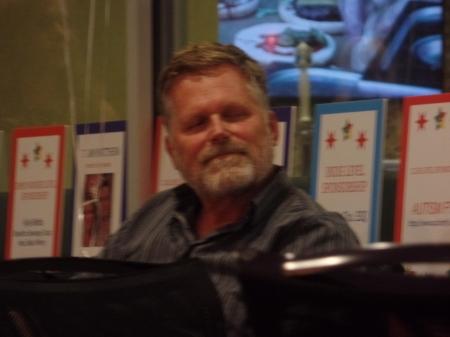 "Robert Newman ""Josh Lewis"" at Karaoke"