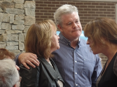 Hillary B. Smith, Michael O'Leary, Crystal Chappell