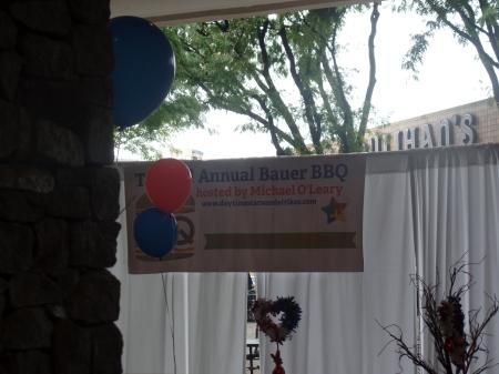 Bauer BBQ Banner
