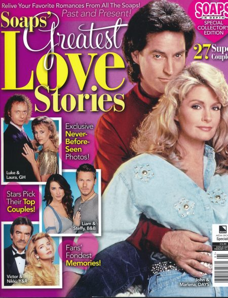 Cover of Special Issue with Jarlena featured