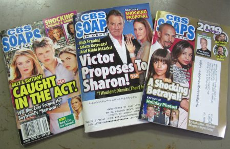 3 Random Issues of Soaps in Depth